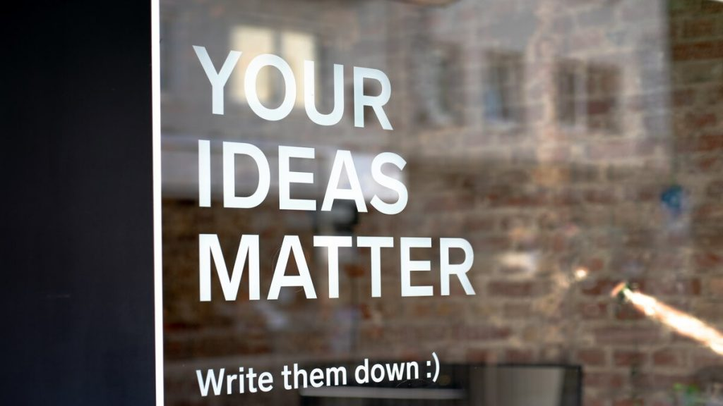 How to start a sustainable business idea?
