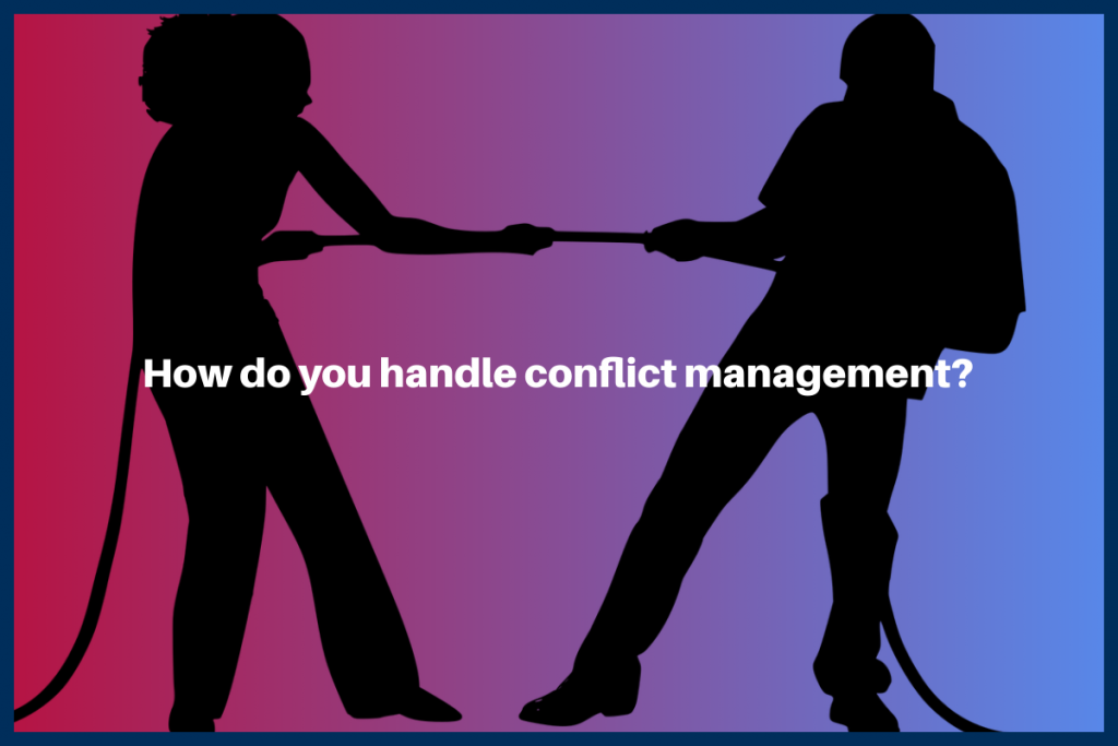 A picture containing two people pulling a rope in opposite directions. 5 Different Conflict Management Styles